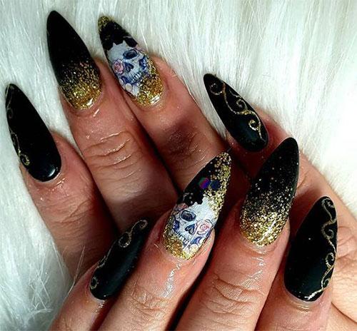 25-Halloween-Skull-Nail-Art-Designs-Ideas-Trends-2019-Monster-Nails-18