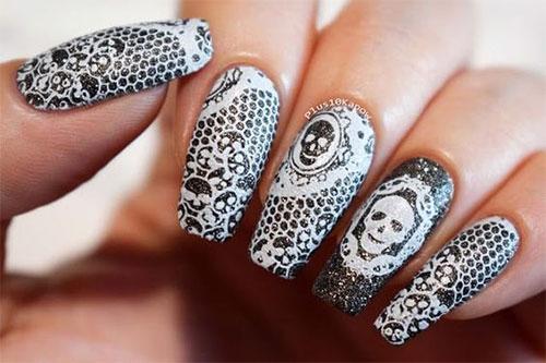 25-Halloween-Skull-Nail-Art-Designs-Ideas-Trends-2019-Monster-Nails-19