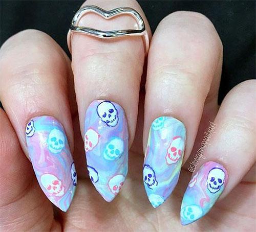 25-Halloween-Skull-Nail-Art-Designs-Ideas-Trends-2019-Monster-Nails-23