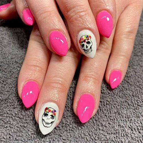 25-Halloween-Skull-Nail-Art-Designs-Ideas-Trends-2019-Monster-Nails-4
