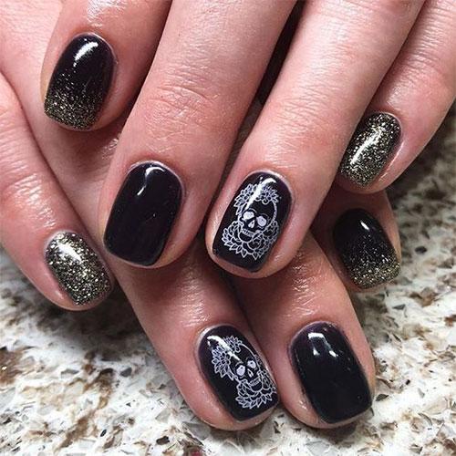 25-Halloween-Skull-Nail-Art-Designs-Ideas-Trends-2019-Monster-Nails-5