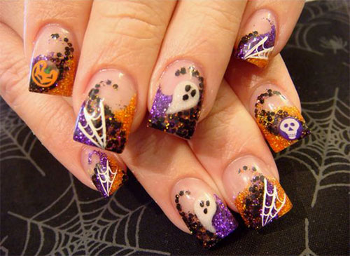 30-Halloween-Gel-Nails-Art-Designs-Ideas-Trends-2019-19