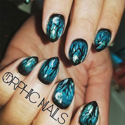 30-Halloween-Gel-Nails-Art-Designs-Ideas-Trends-2019-21