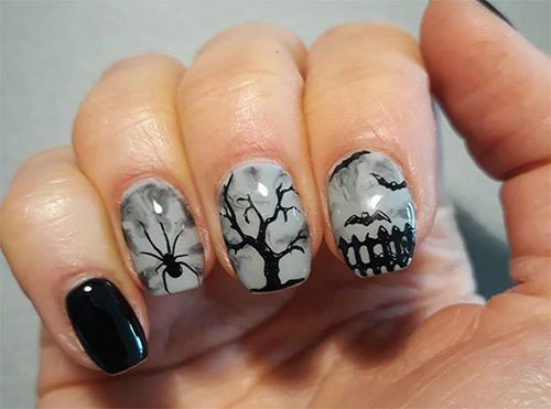 30-Halloween-Gel-Nails-Art-Designs-Ideas-Trends-2019-26