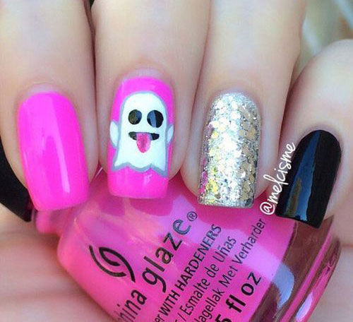 30-Scary-Halloween-Ghost-Nail-Art-Designs-Ideas-2019-Boo-Nails-10