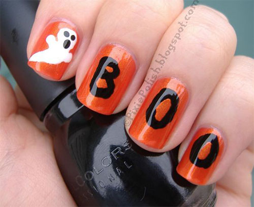 30-Scary-Halloween-Ghost-Nail-Art-Designs-Ideas-2019-Boo-Nails-11