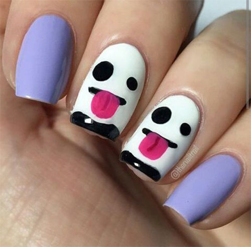 30-Scary-Halloween-Ghost-Nail-Art-Designs-Ideas-2019-Boo-Nails-18