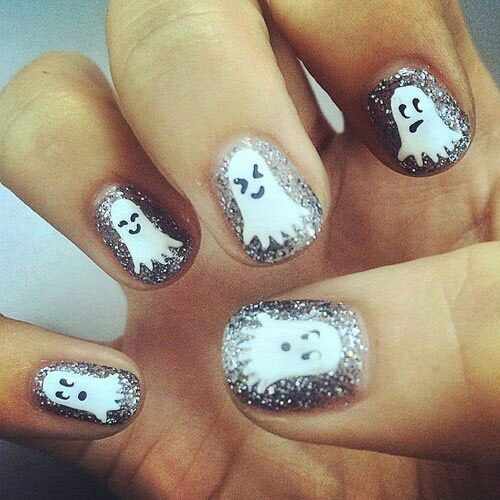 30-Scary-Halloween-Ghost-Nail-Art-Designs-Ideas-2019-Boo-Nails-25