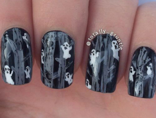 30-Scary-Halloween-Ghost-Nail-Art-Designs-Ideas-2019-Boo-Nails-28