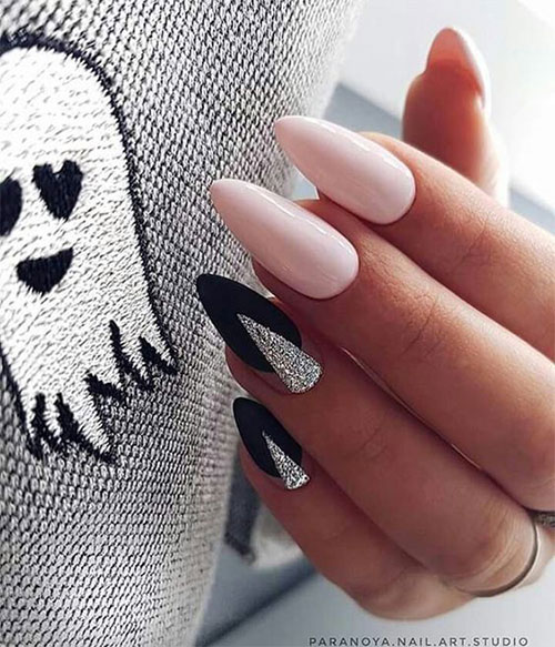 30-Scary-Halloween-Ghost-Nail-Art-Designs-Ideas-2019-Boo-Nails-29
