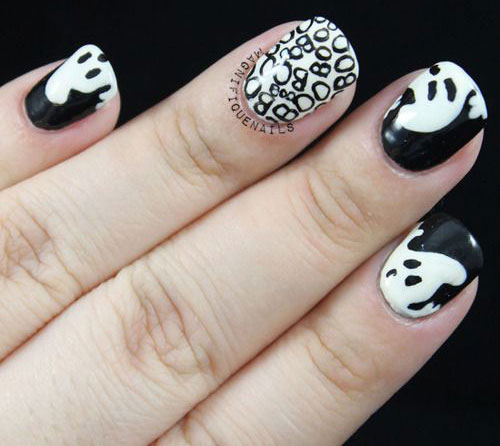 30-Scary-Halloween-Ghost-Nail-Art-Designs-Ideas-2019-Boo-Nails-32