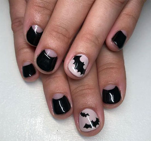15-Easy-Scary-Halloween-Bat-Nails-Art-Designs-Ideas-Trends-2019-1
