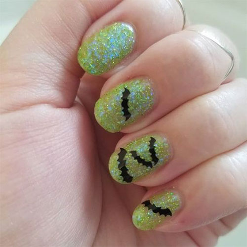 15-Easy-Scary-Halloween-Bat-Nails-Art-Designs-Ideas-Trends-2019-11