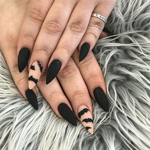 15-Easy-Scary-Halloween-Bat-Nails-Art-Designs-Ideas-Trends-2019-2