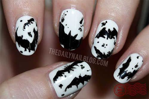 15-Easy-Scary-Halloween-Bat-Nails-Art-Designs-Ideas-Trends-2019-6