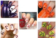 15-Last-Minute-Quick-Scary-Halloween-Nails-Art-Designs-2019-F