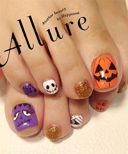18-Amazing-Halloween-Themed-Toe-Nails-Art-Designs-Ideas-Trends-2019-8