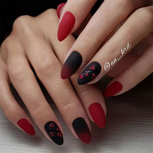 20-Creepy-Halloween-Black-Red-Nails-Art-Designs-Ideas-2019-Nail-Polish-7