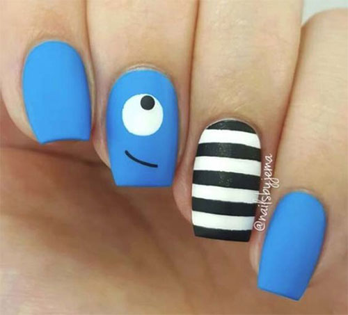 20-Halloween-Themed-Nails-Art-Designs-Ideas-For-Kids-2019-15