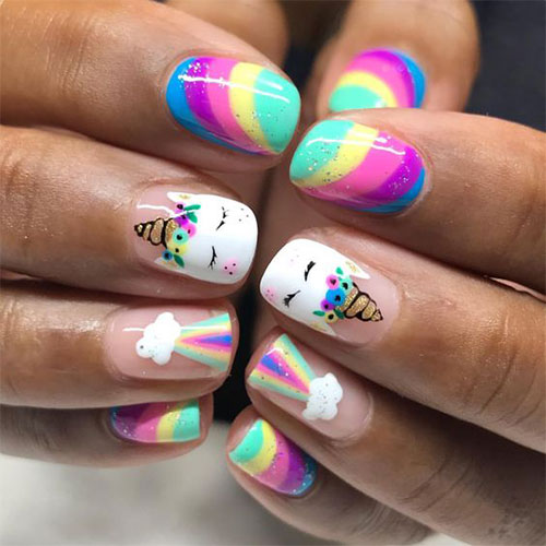 20-Halloween-Themed-Nails-Art-Designs-Ideas-For-Kids-2019-20