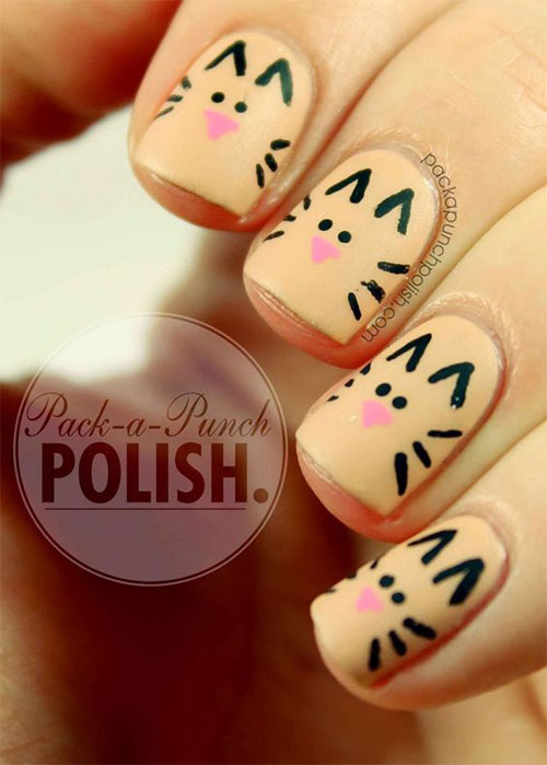 20-Halloween-Themed-Nails-Art-Designs-Ideas-For-Kids-2019-9