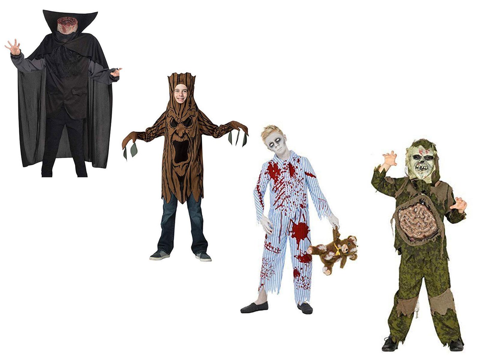 20 Scary, Creepy Yet Cheap Halloween Costume Ideas For Teen