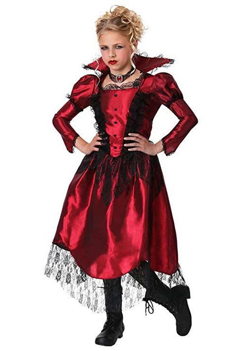 20+ Spooky Halloween Vampire Costume Ideas For Kids, Men ...