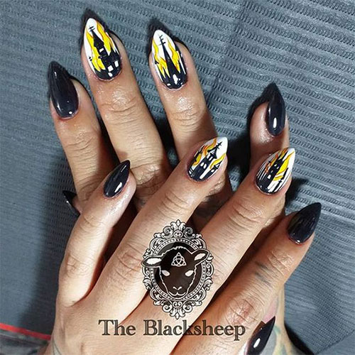 25-Horror-Scary-Halloween-Witch-Nails-Art-Designs-Ideas-2019-18