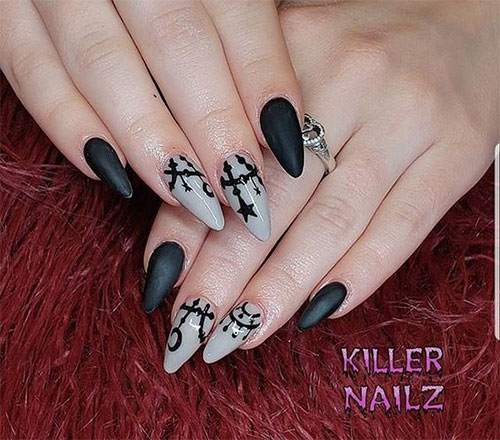 25-Horror-Scary-Halloween-Witch-Nails-Art-Designs-Ideas-2019-8