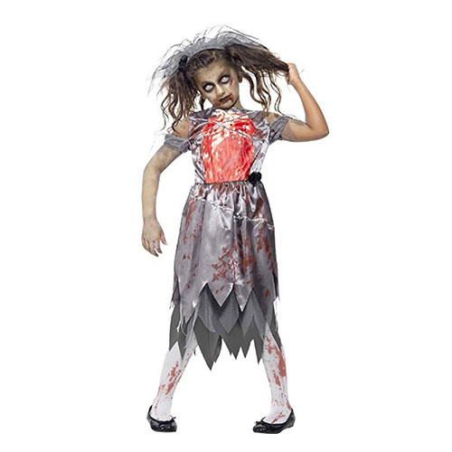 25 Scary Yet Cheap Halloween Costume Ideas For Teen Girls