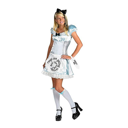 25-Scary-Yet-Cheap-Halloween-Costume-Ideas-For-Teen-Girls-2019-20