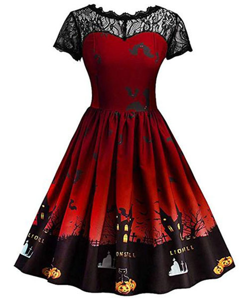 30-Best-Creative-Halloween-Party-Dresses-Costumes-For-Women-2019-Dress-Up-Ideas-20