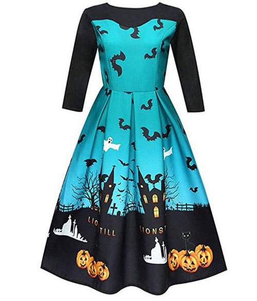 30-Best-Creative-Halloween-Party-Dresses-Costumes-For-Women-2019-Dress-Up-Ideas-23