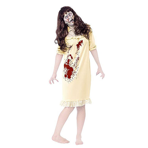 50-Creepy-Scary-Cheap-Halloween-Costume-Ideas-For-Girls-Women-2019-32