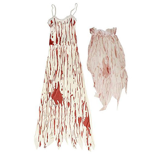 50-Creepy-Scary-Cheap-Halloween-Costume-Ideas-For-Girls-Women-2019-48