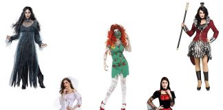 50-Creepy-Scary-Cheap-Halloween-Costume-Ideas-For-Girls-Women-2019-f