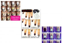 Simple-Step-By-Step-Skull-Halloween-Nails-Art-Tutorials-For-Learners-2019-F