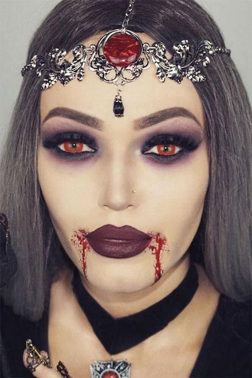 10-Vampire-Halloween-Makeup-Looks-Styles-Ideas-Trends-2019-3