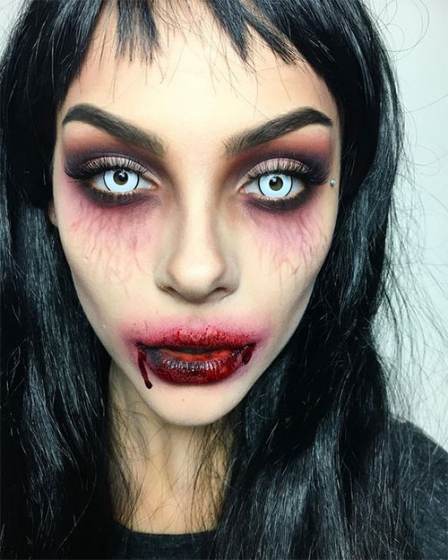 10-Vampire-Halloween-Makeup-Looks-Styles-Ideas-Trends-2019-4