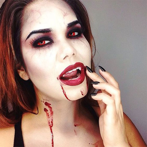 10-Vampire-Halloween-Makeup-Looks-Styles-Ideas-Trends-2019-7