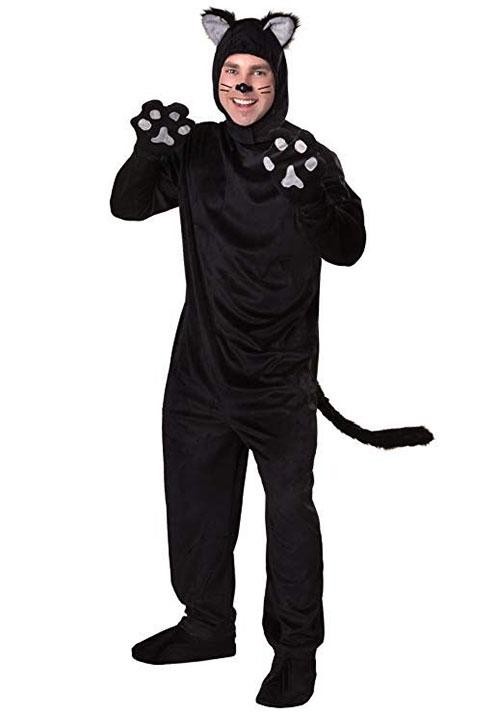 12-Halloween-Black-Cat-Costume-Ideas-For-Kids-Men-Women-2019-10