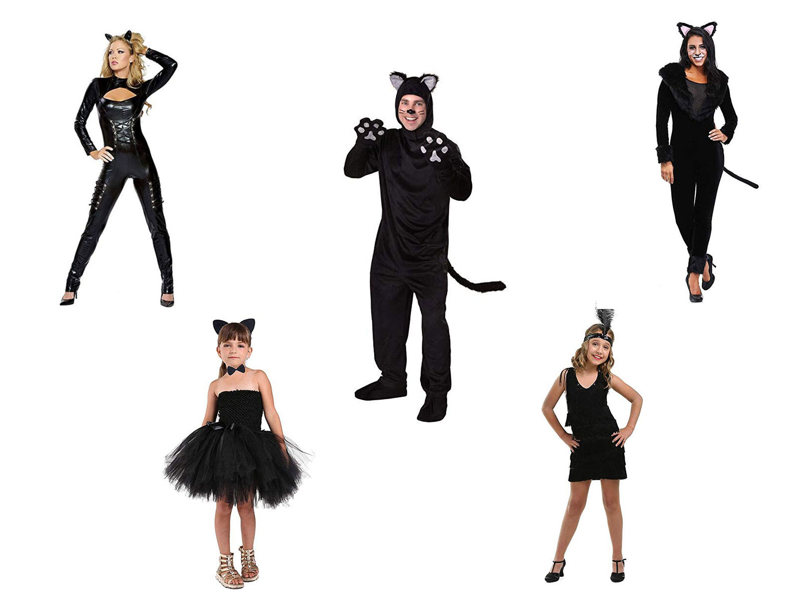 Halloween 2019 Costume Ideas Kids.12 Halloween Black Cat Costume Ideas For Kids Men Women
