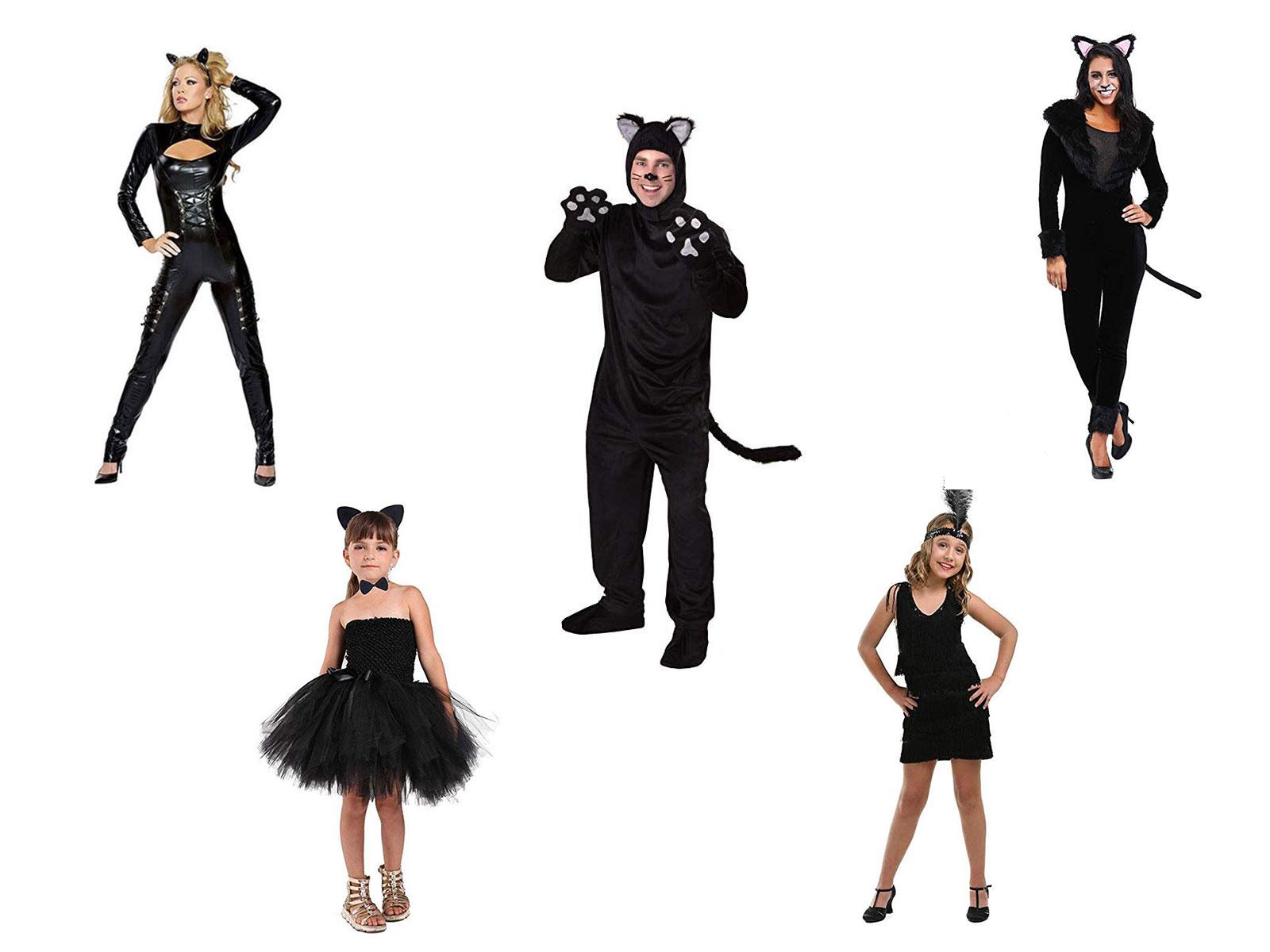 12-Halloween-Black-Cat-Costume-Ideas-For-Kids-Men-Women-2019-F