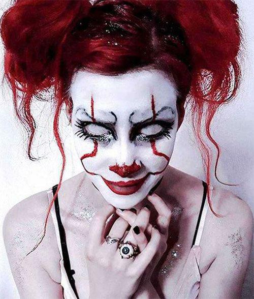 15-Spooky-Clown-Halloween-Makeup-Looks-Styles-Ideas-2019-1