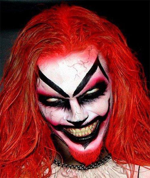 15-Spooky-Clown-Halloween-Makeup-Looks-Styles-Ideas-2019-3