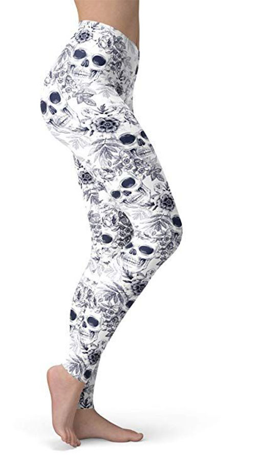 15-Spooky-Halloween-Themed-Leggings-For-Girls-Women-2019-15