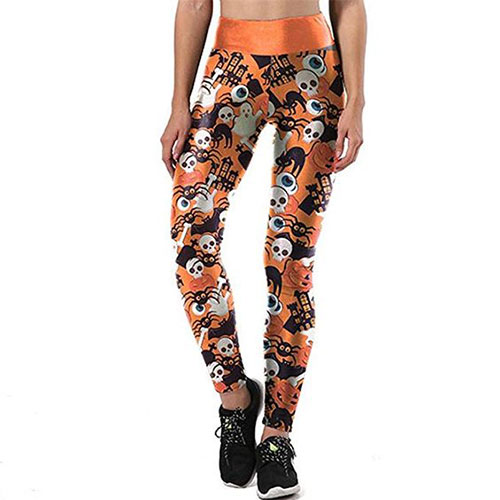 15-Spooky-Halloween-Themed-Leggings-For-Girls-Women-2019-4