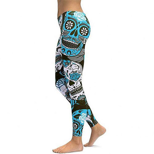 15-Spooky-Halloween-Themed-Leggings-For-Girls-Women-2019-9