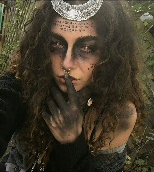 15-Witch-Halloween-Makeup-Looks-Styles-Ideas-Trends-2019-13