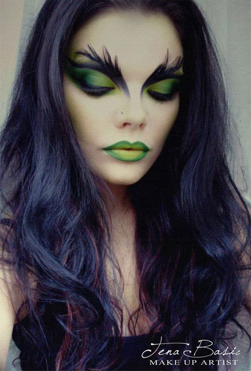 15-Witch-Halloween-Makeup-Looks-Styles-Ideas-Trends-2019-4